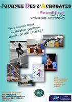 Affiche Journée des Z'acrobates 2020